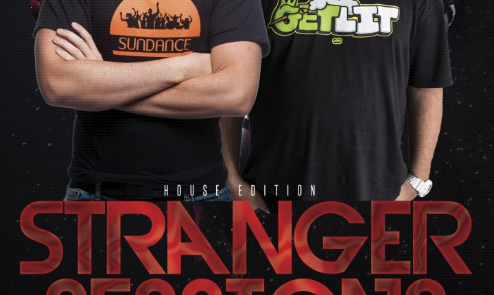 Stranger Sessions Fano Sánchez y Jonay BJ 21 Febrero 2018