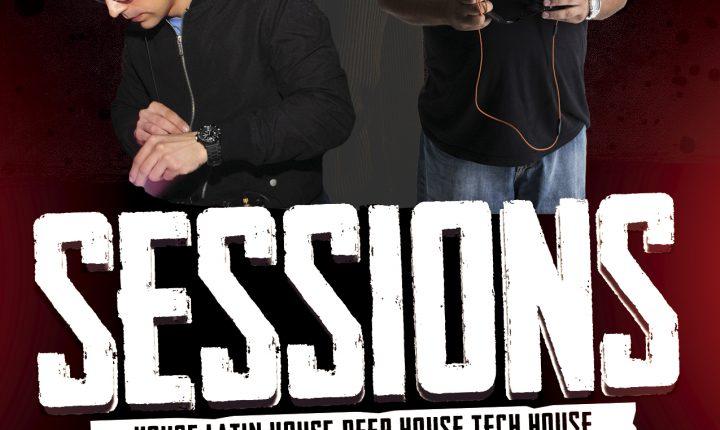 Stranger Sessions DJ Estro, Jose Viera y Fano Sánchez Marzo 2018