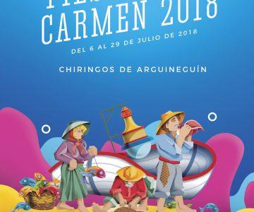 Fiestas Del Carmen Arguineguín 2018