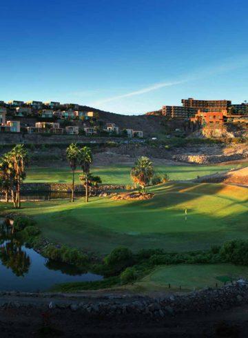 Hotel Salobre Golf 20 Septiembre