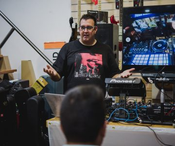 Fotos Showcase Pioneer DJ Las Palmas 2018
