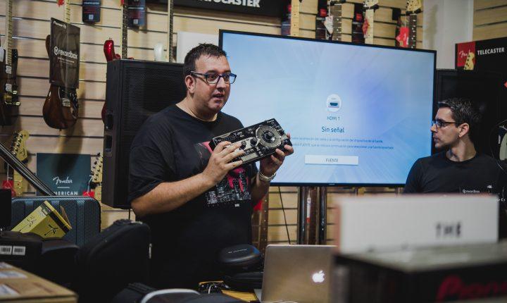Showcase Pioneer DJ Las Palmas 2018