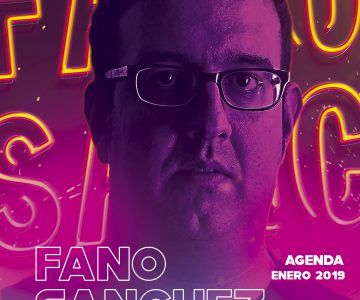 Agenda Fano Sánchez Enero 2019