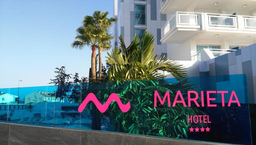 Hotel Marieta 24 Abril