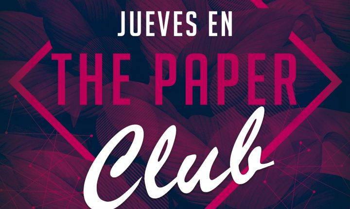 Fano Sánchez The Paper Club 13 Junio 2019