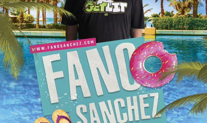 Fano Sánchez – Agenda Segunda Quincena Agosto 2019