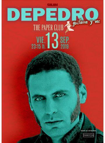 The Paper Club 13 Septiembre