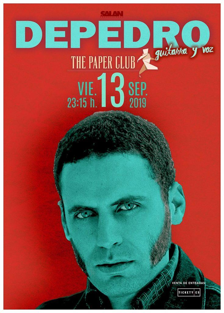 The Paper Club De Pedro 13 Septiembre 2019
