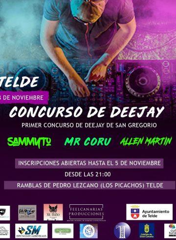 Jurado Concurso DJ 8 Noviembre