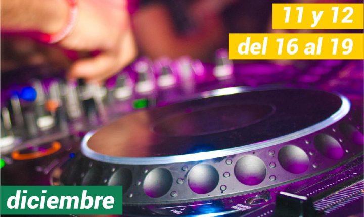 Taller de DJ en Ingenio 2019