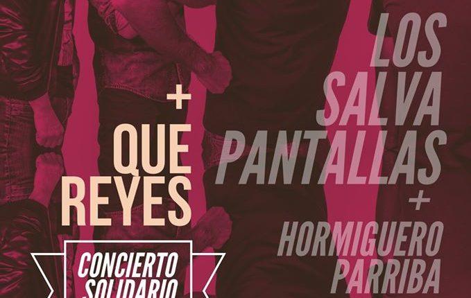 Los Salvapantallas The Paper Club 27 Diciembre 2019