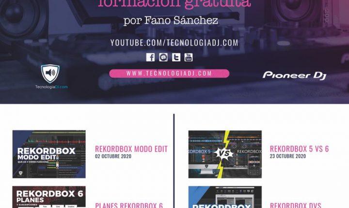 Fano Sánchez – Formación Gratuita Octubre 2020