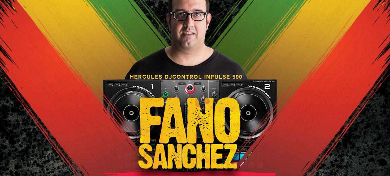 Fano Sánchez – Session Hercules Impulse 500 Ragga & Dancehall