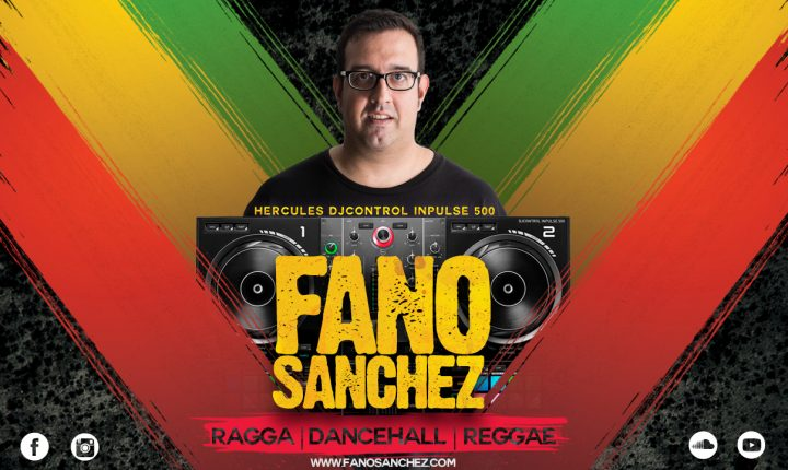Fano Sánchez – Session Hercules Impulse 500 Ragga & Dancehall