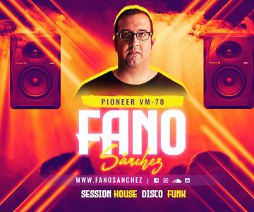 Fano Sánchez – Session House   Disco   Funky  Pioneer VM-70