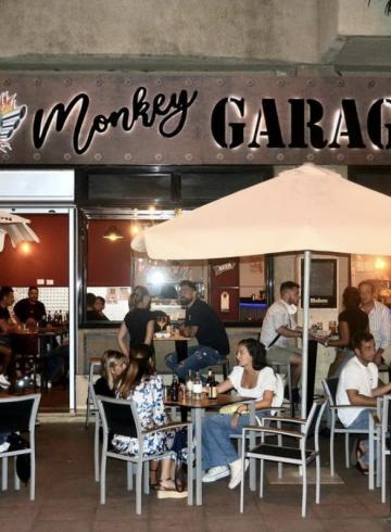 Monkey Garage 11 Octubre