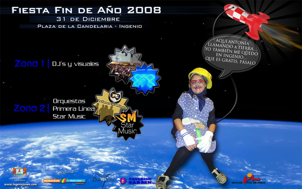 Promo Fiesta Fin de Año Ingenio 2008