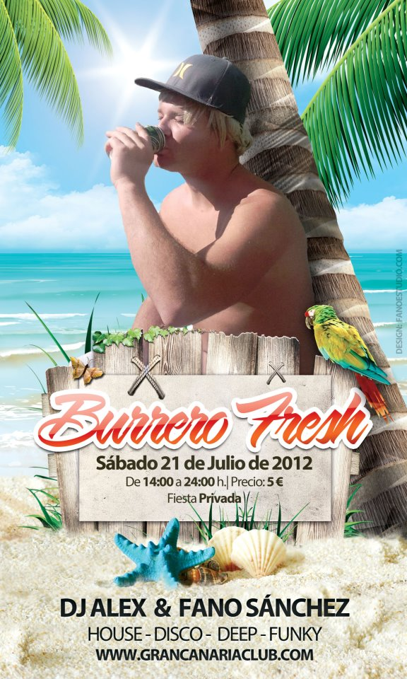 Promo Burrero Fresh 2012
