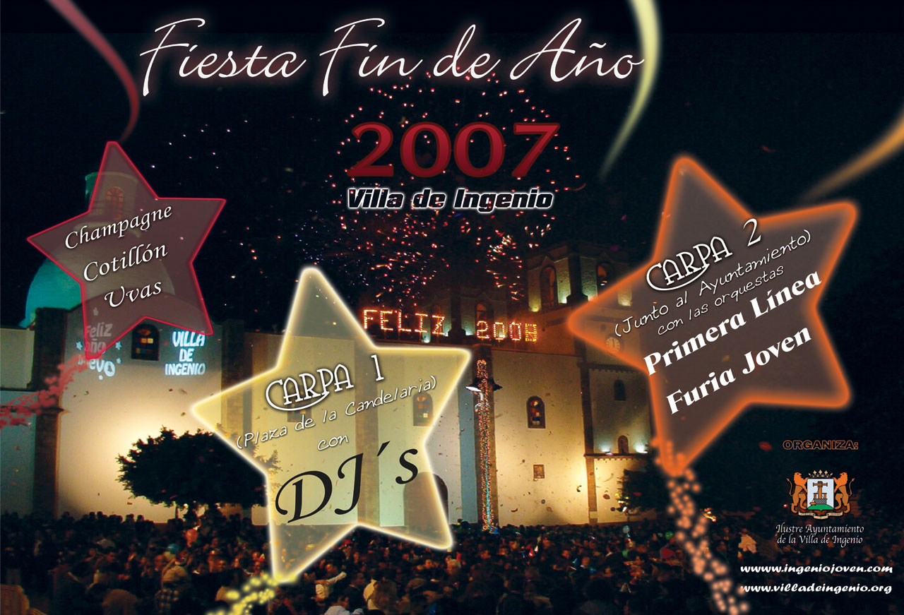 Fiesta Fin de Año 2007