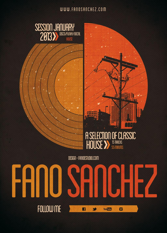 Fano Sánchez – Sesión Enero 2013