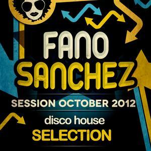Fano Sánchez – Sesión Octubre 2012