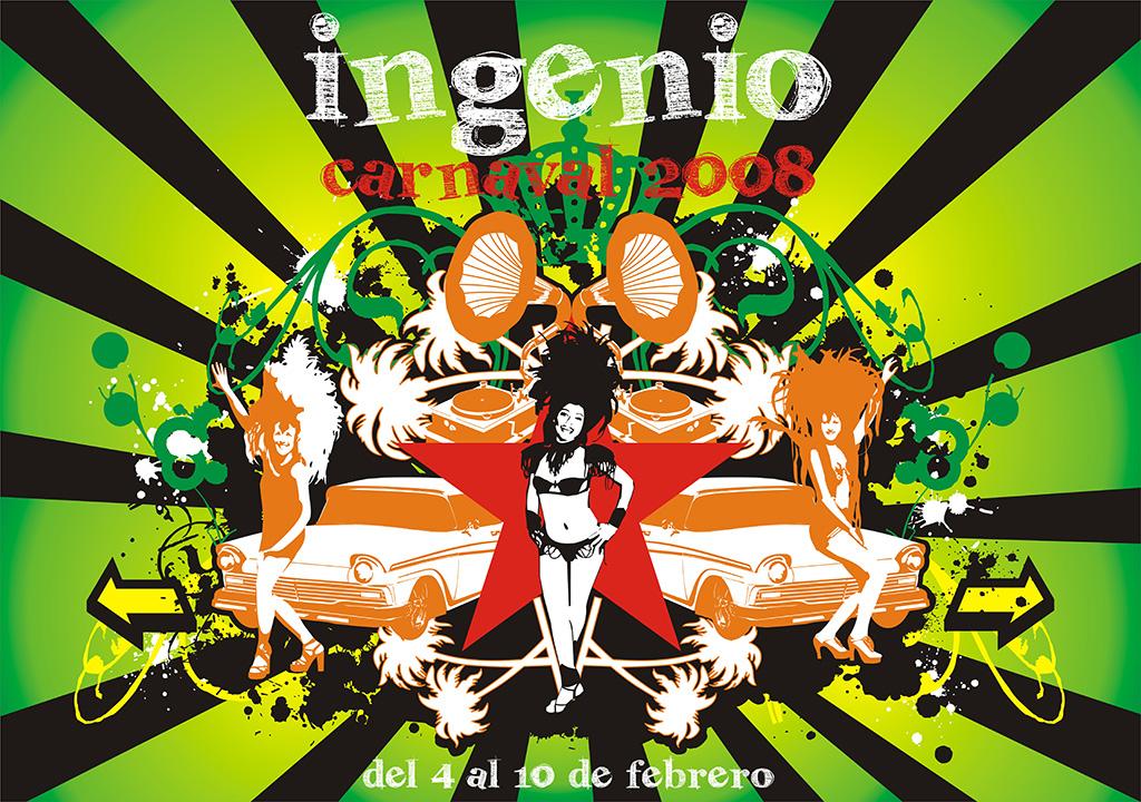 Carnaval de Ingenio 2008