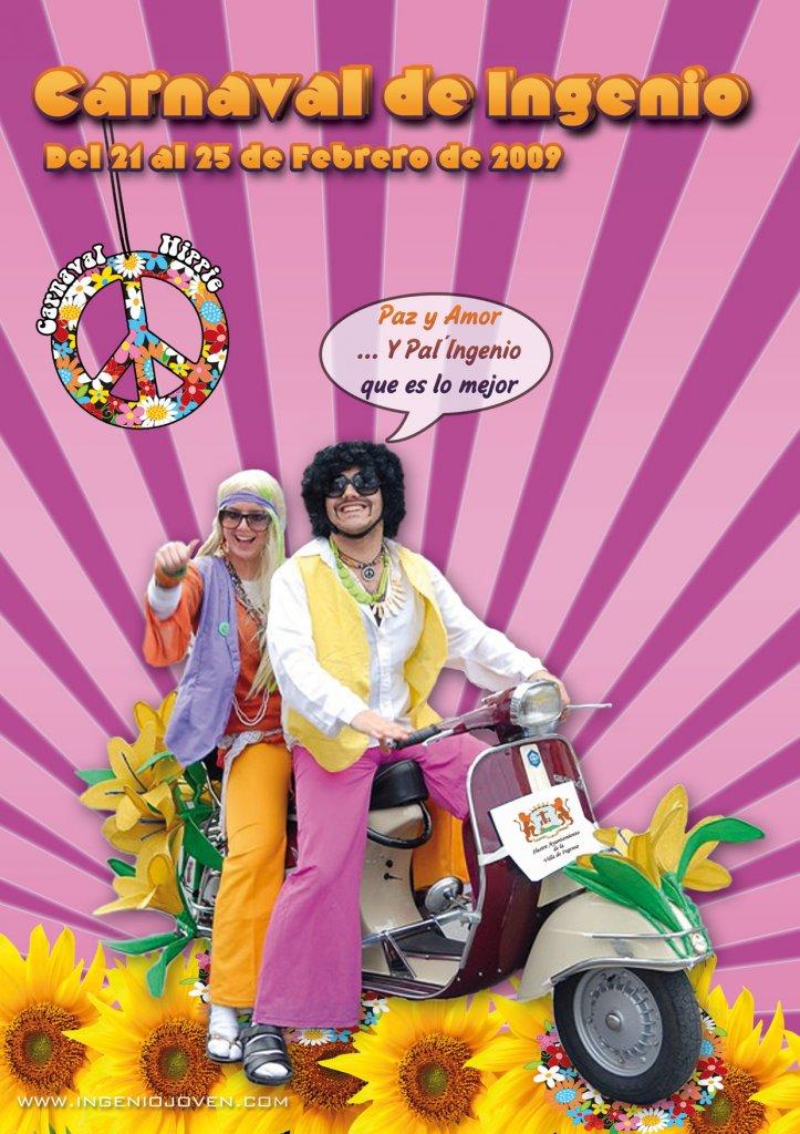 Carnaval de Ingenio 2009