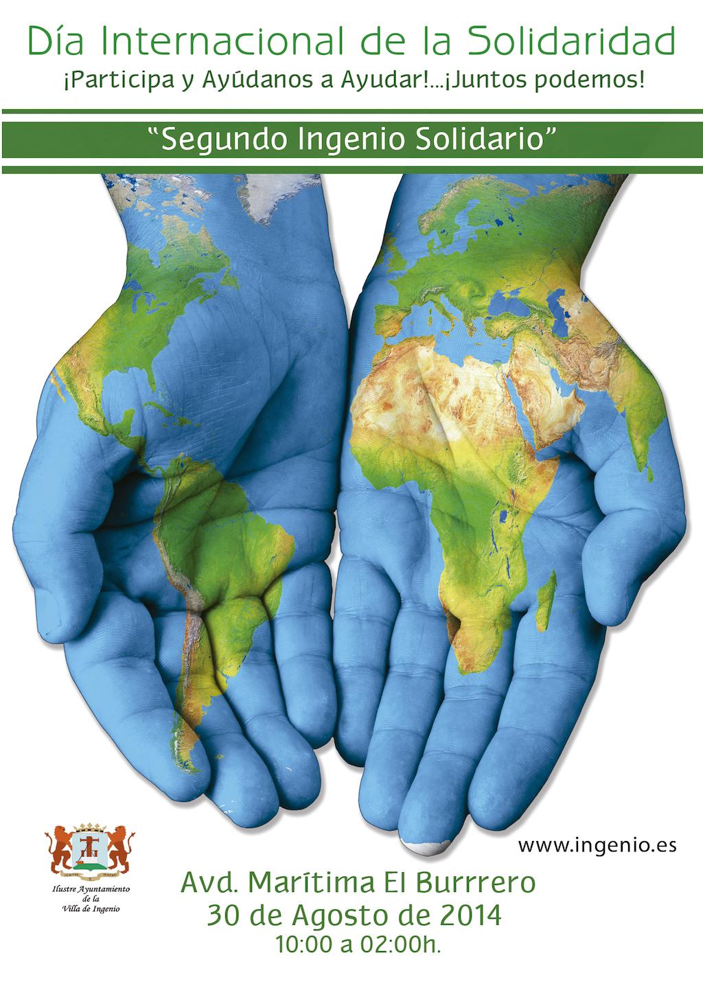II Ingenio Solidario 2014