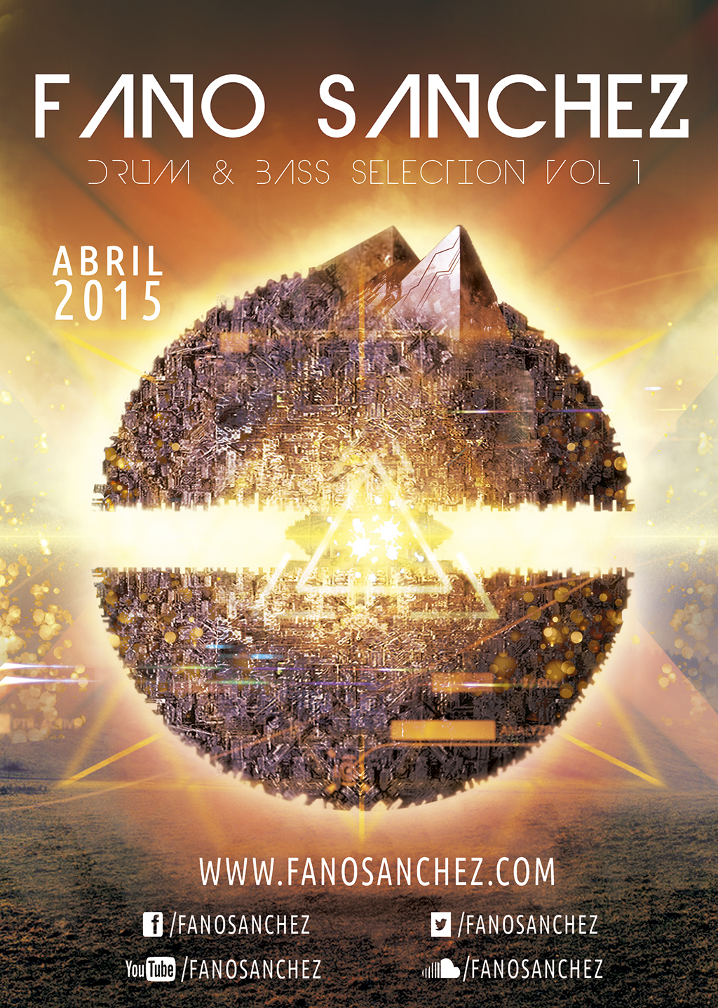 Fano Sánchez – Drum & Bass Essential Vol. 1 2015