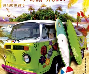 Promo Burrero Fresh House 2015