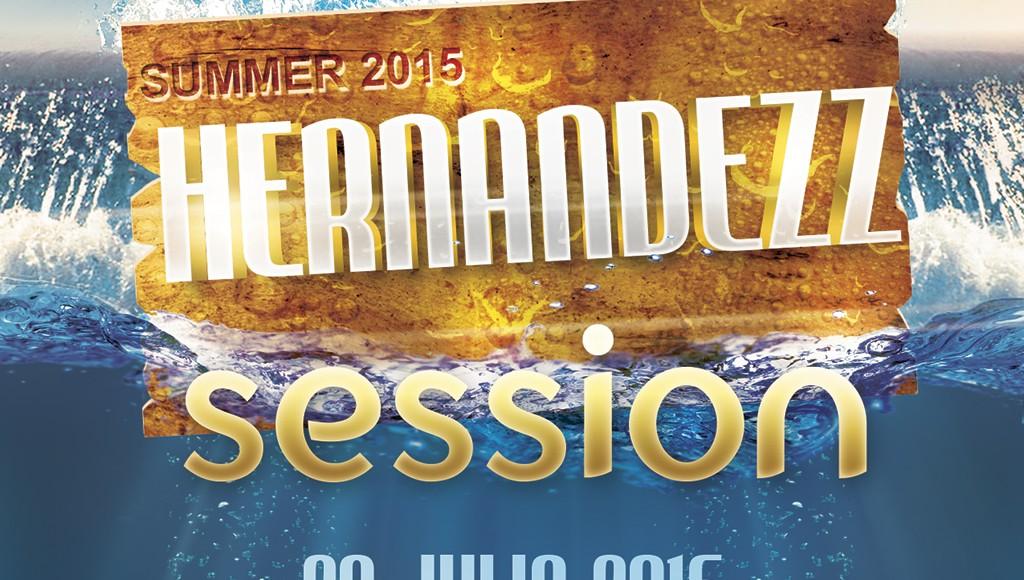 Hernándezz – Sesión Julio 2015