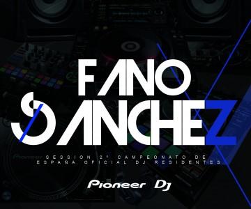 Video Session 2º Concurso DJs Residentes Pioneer DJ Spain 2015