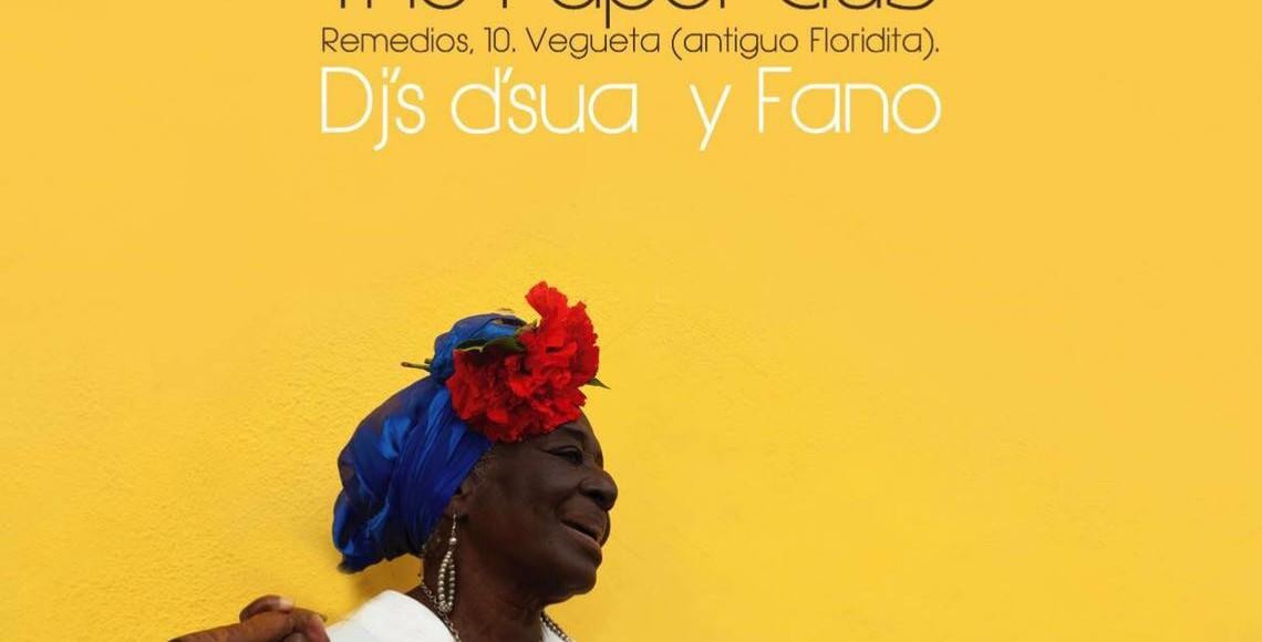 Fano Sánchez – Carnaval The Paper Club Febrero 2016