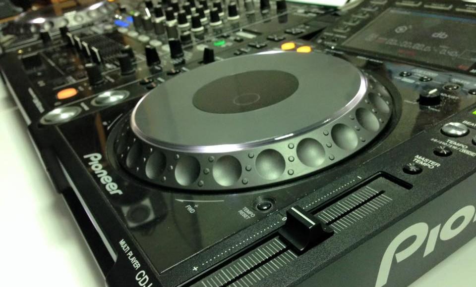 Taller DJ Arguineguín 11 Noviembre