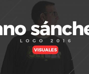 Fano Sánchez Logo Visuales 2016