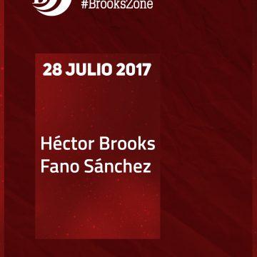 Fano Sánchez – Session #BrooksZone Julio 2017