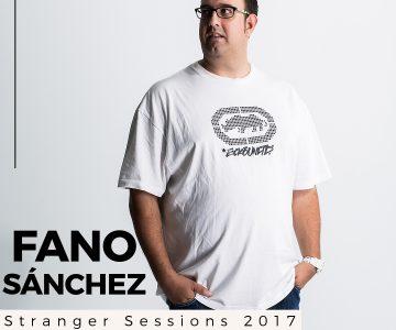 Fano Sánchez – Stranger Sessions Funk & Soul 2017