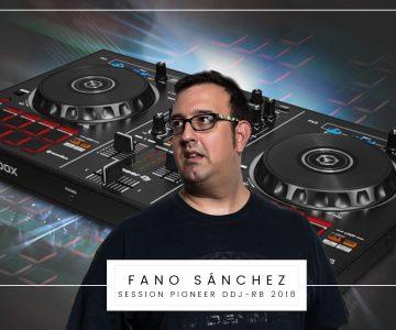 Fano Sánchez – Session Pioneer DDJ-RB en Tipsy Hammock Bar 2018