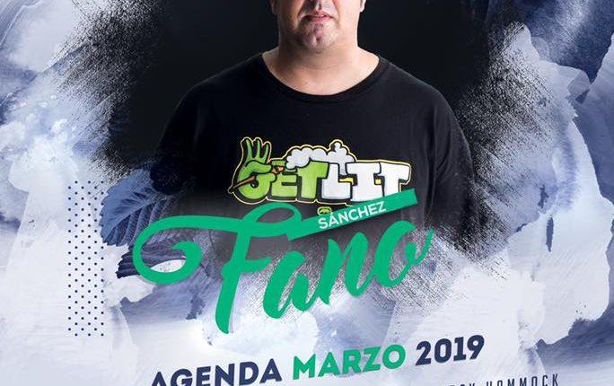 Fano Sánchez – Agenda Marzo 2019