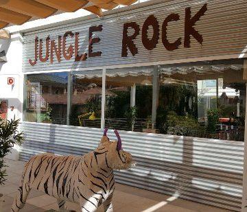 Jungle Rock 10 Agosto