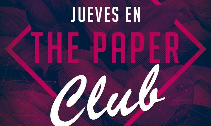 Fano Sánchez The Paper Club 13 Junio 2019