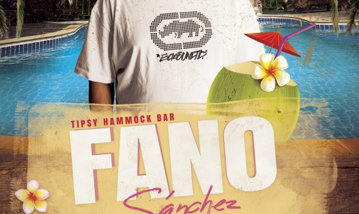 Fano Sánchez – Tercer Aniversario Tipsy Hammock Bar Agosto 2019