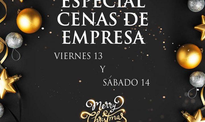 Cenas de Navidad con Sotavento Club 2019