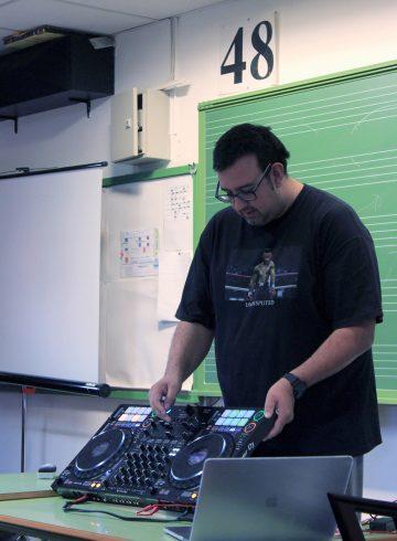 Curso Profesores Ciclos DJ Canarias 6 Noviembre