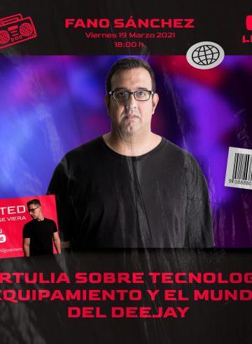 Directo con DJ Jose Viera