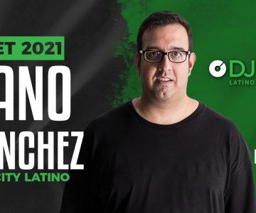 Fano Sánchez – Session DJ City Reggaetón, Moombahton y Salsa 2021
