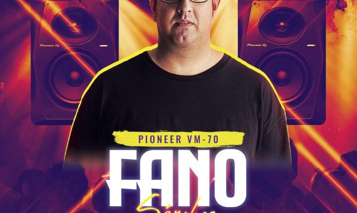 Fano Sánchez – Session House | Disco | Funky  Pioneer VM-70