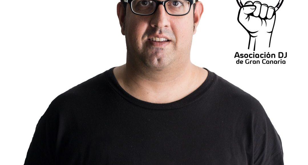 Entrevista Fano Sánchez Asociación DJ de Gran Canaria en Reset Radio Show